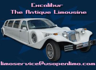 excalibur-limo