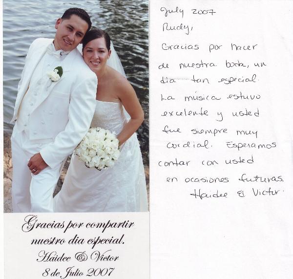 sitio web latín experiencia de novia