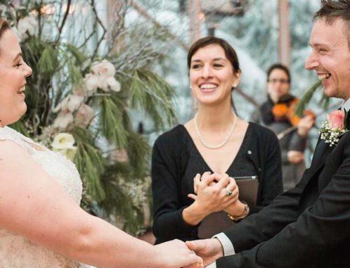 Oficial de Ceremonias Veronica Moya