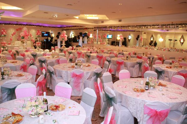 Eurocubas hic s l for Princess manor catering hall
